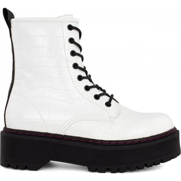 Replay RL630014S 0061-white amity μπότες