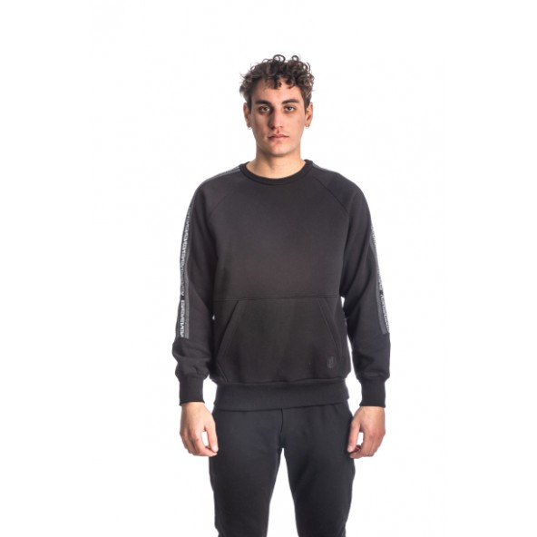 Paco 218564 φούτερ μαύρο