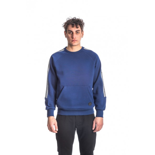 Paco 218564 φούτερ μπλε
