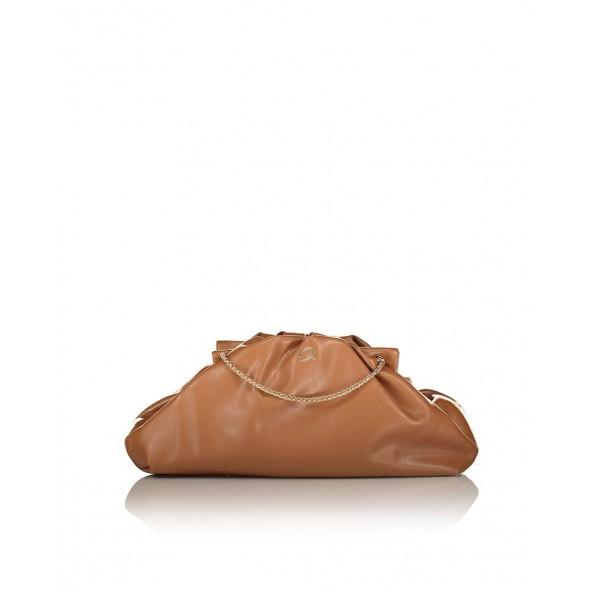 Axel 1020-0499 τσάντα Καφέ