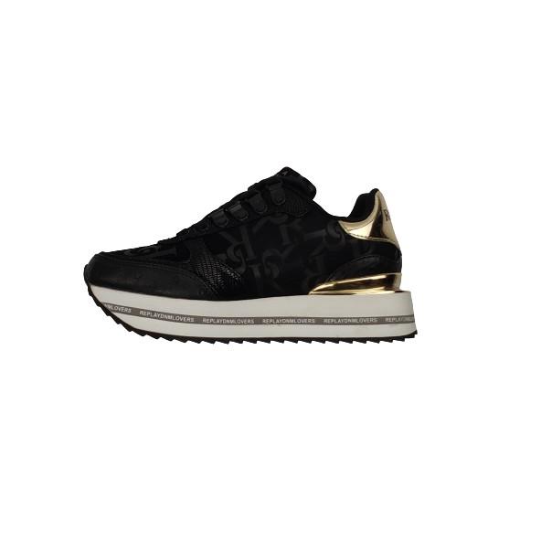 Replay RS3D0015S Sneaker μαύρο