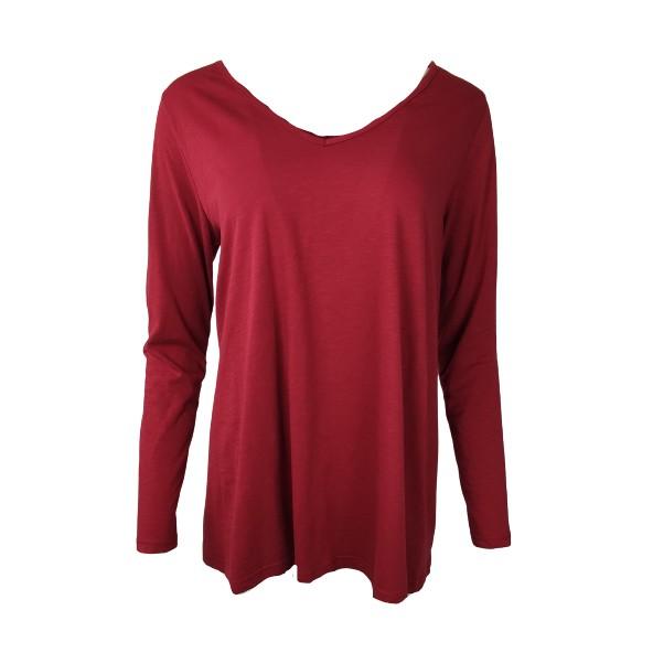 Noobass 01-28 μπλούζα κόκκινη