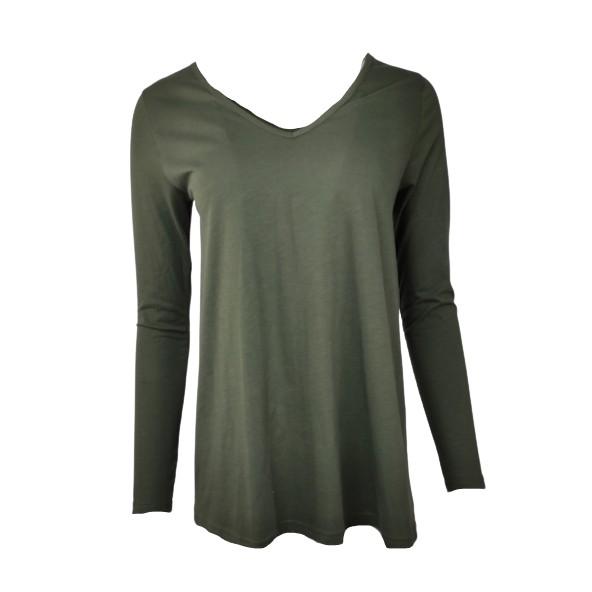 Noobass 01-28 μπλούζα χακί