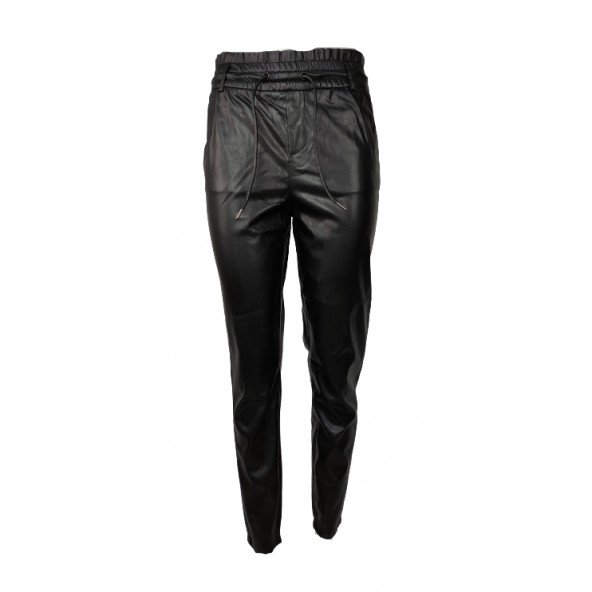 Vero moda 10251499 Δερμάτινο Παντελόνι