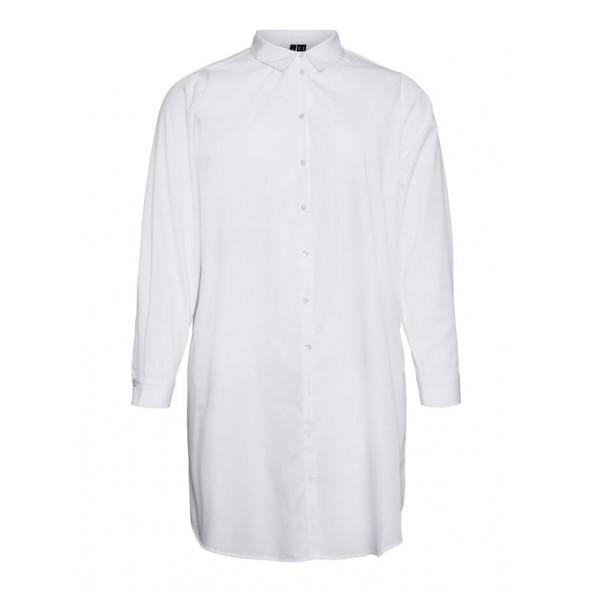 Vero moda 10256278 Πουκάμισο λευκό