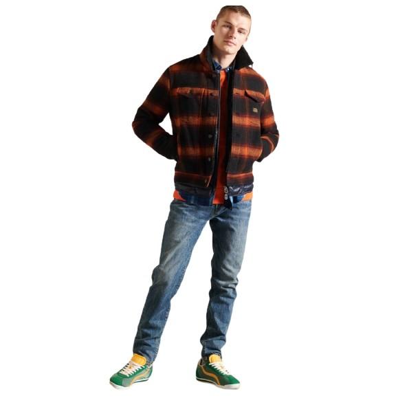 Superdry M5011109A Multi color jacket