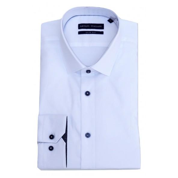 Artisti italiani AI18106/S πουκάμισο