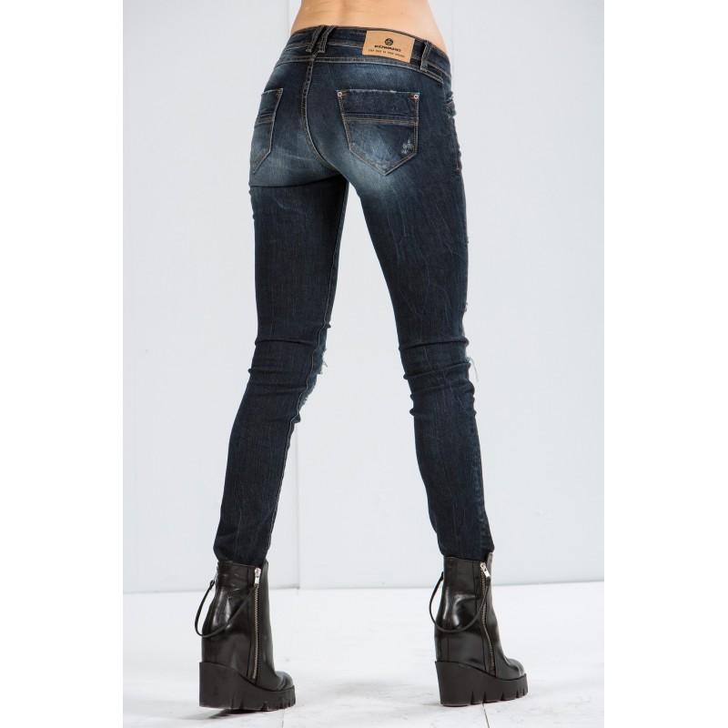 0e6ce919570 jeans Edward Sana χαμηλοκαβαλο