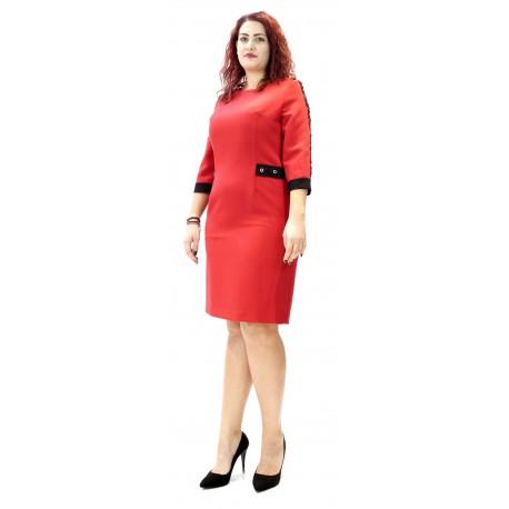 Vagias 8663-10 Φόρεμα