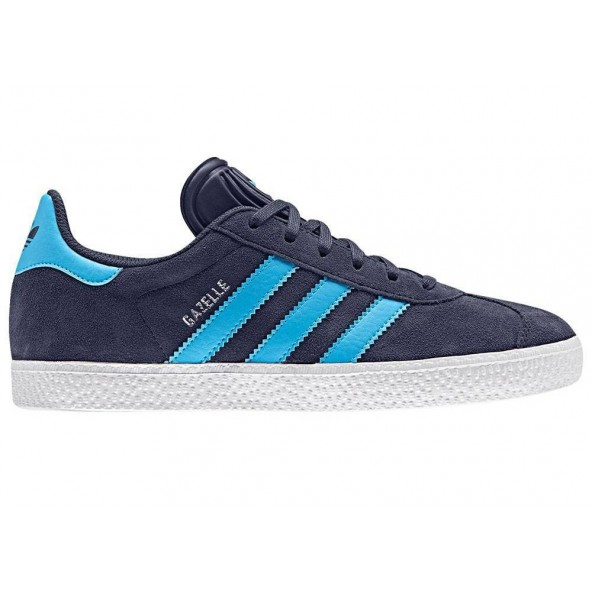 ADIDAS GAZELLE J shoe blue
