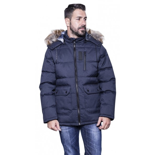 Biston 40-201-094 jacket navy