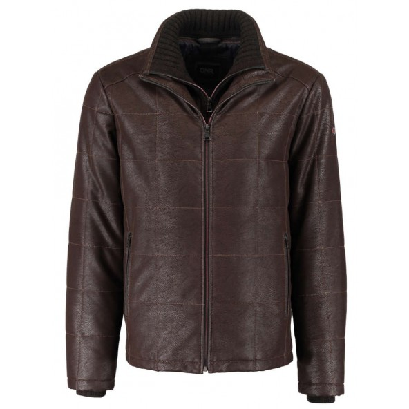 Donders NR21460 jacket Καφέ.