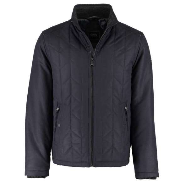 Donders NR21447 jacket blue navy.