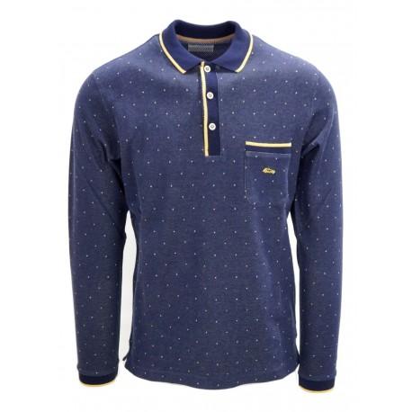 Dario Beltran 5L 1640 Polo Μπλούζα
