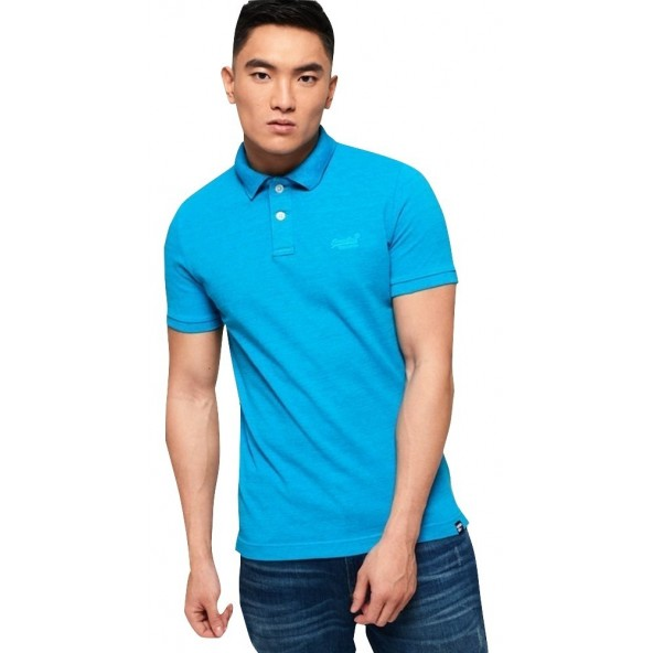 Superdry M11017RT T2F T-SHIRT POLO
