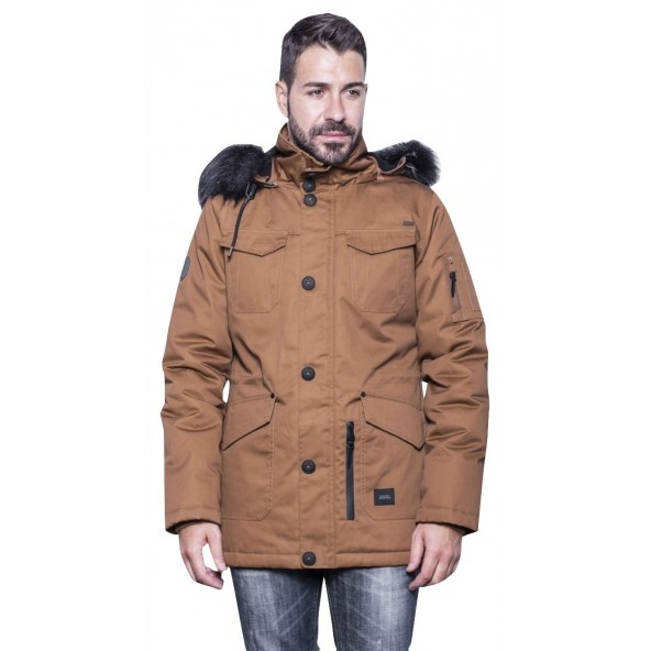 Biston 40-201-099 jacket camel