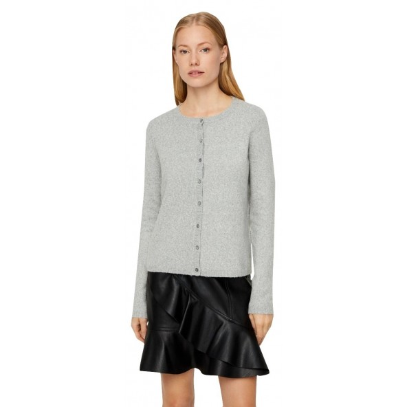 Vero moda 10206071 Light grey Ζακέτα