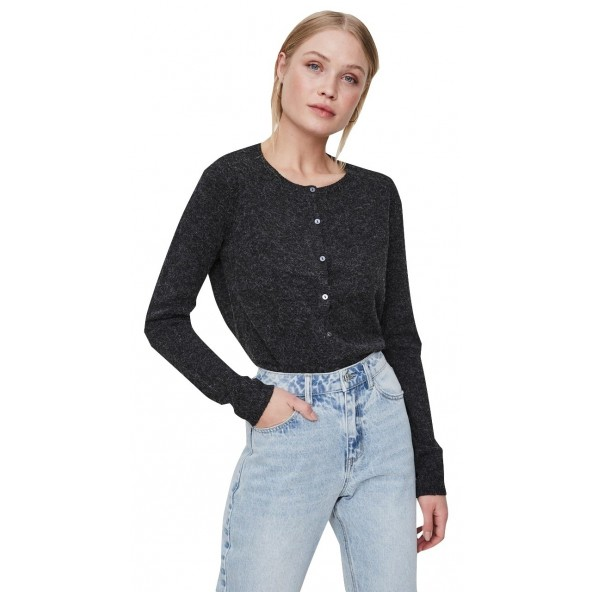 Vero moda 10206071 Dark grey Ζακέτα