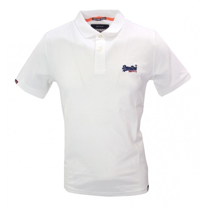 4d265d8bfe99 Superdry M11012ST 01C POLO T-SHIRT. Loading zoom
