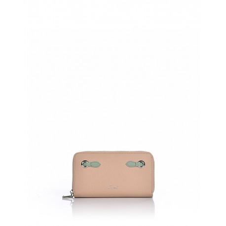 Axel 1101-1120 beige πορτοφόλι