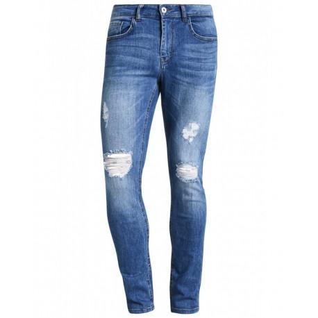 FUNKY BUDDHA FBM062-02119 Παντελόνι jean.