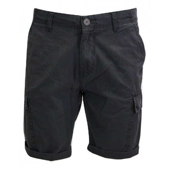Basehit 191.BM47.84 Black shorts