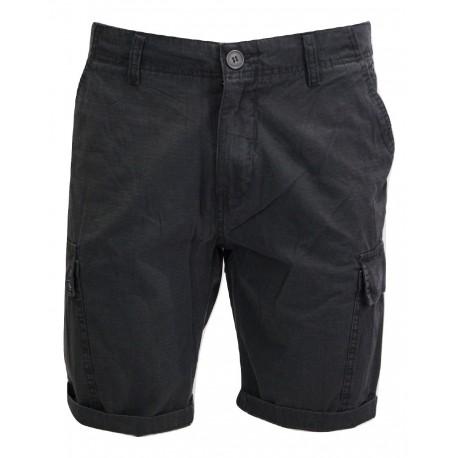 Basehit 191.BM47.84 Black shorts