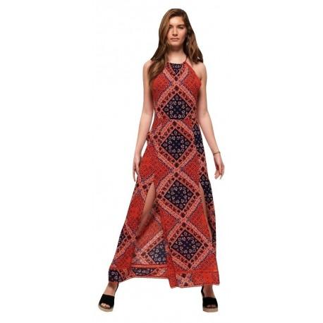 Superdry G80101JT H2L Φόρεμα