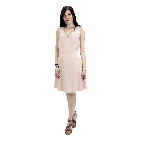 Vero moda 10213738 Rose Φόρεμα