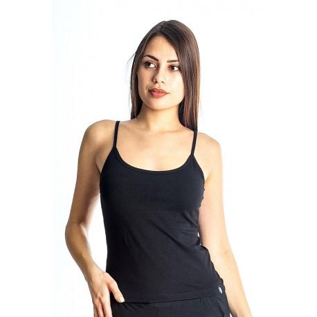 Paco 86208 Μπλούζα μαύρη.