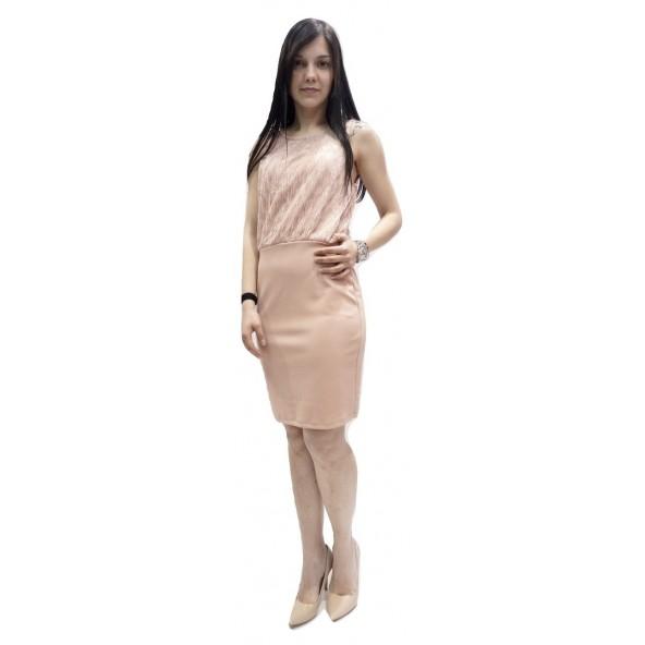 Vero moda 10213701 Rose Φόρεμα