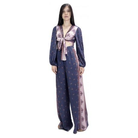 Moutaki 19.03.24 BLUE Παντελόνα