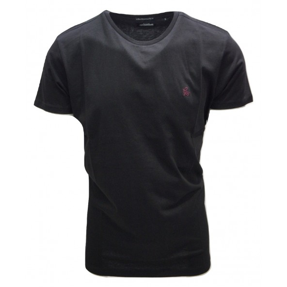 Garage 55 gam201-04119 black t-shirt