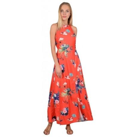 MOLLY BRACKEN E1035E19 NAVY Φόρεμα