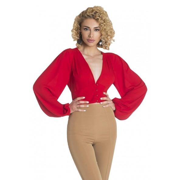 Online 16.0191.6057 Red Μπλούζα