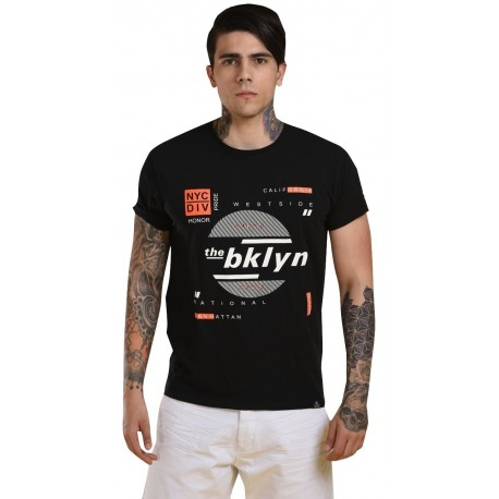 Biston 41-206-025 Μπλούζα black.