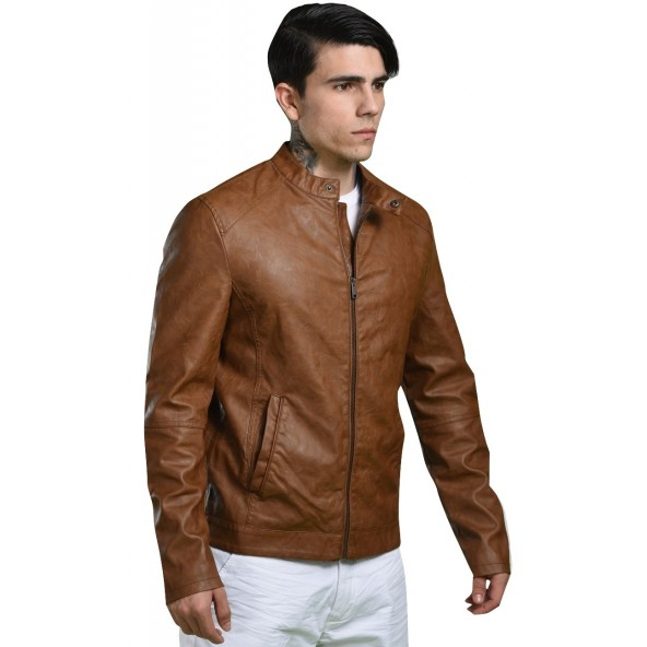 Biston 41-201-004 camel jacket.