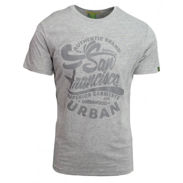Greenwood 21k904791 grey t-shirt.