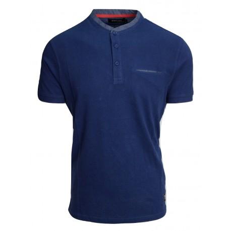 Biston 41-206-015 blue polo.