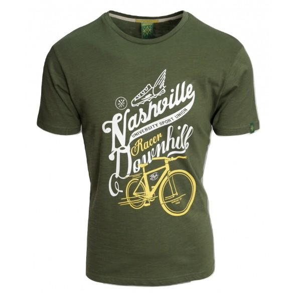 Greenwood 21K602691 KHAKI t-shirt