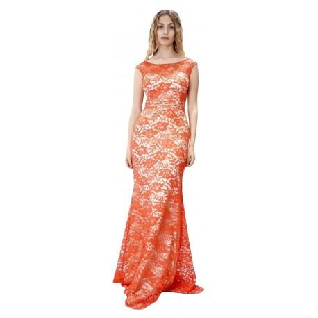 eeb5f4c54b3 Queen fashion 190069 Κόκκινο Φόρεμα