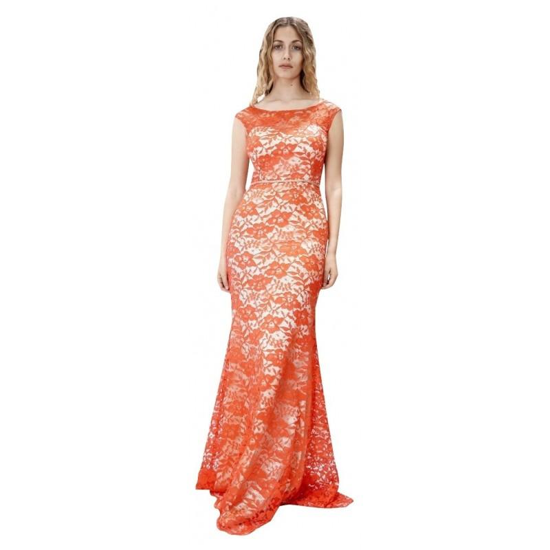 57a45d4d726 Queen fashion 190069 Κόκκινο Φόρεμα