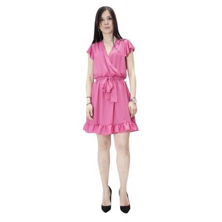 4e917d093b2 Paranoia 12332 Φούξια Φόρεμα