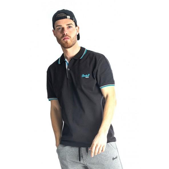 Paco 85501 Μπλούζα polo black