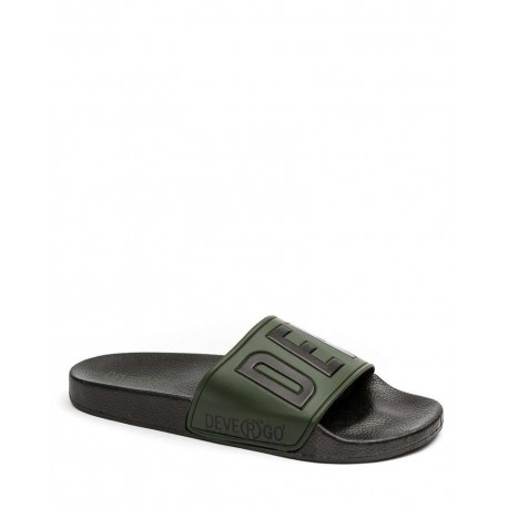 Devergo DE-RE 2026RU KHAKI flip flops