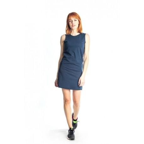 Paco 86109 black φόρεμα