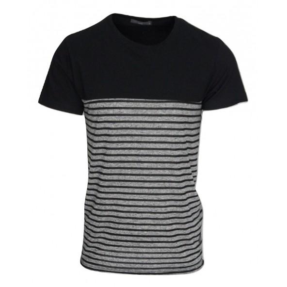 Vortex 03-674 black t-shirt.