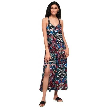 Superdry G801230T J2G Φόρεμα