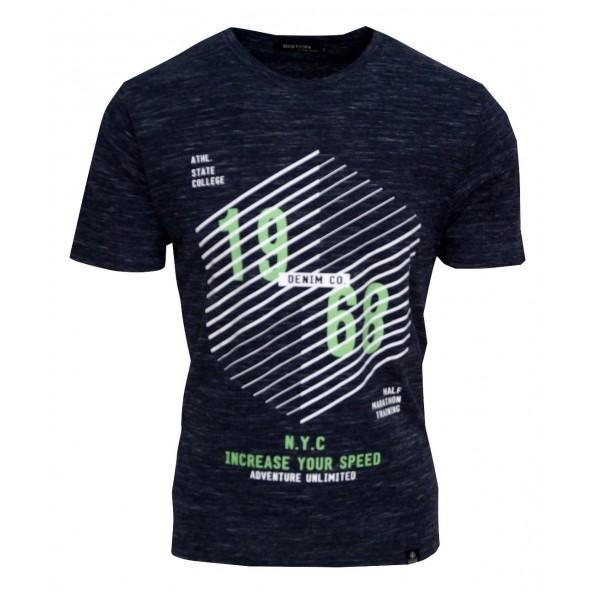 Biston 41-206-042 navy t-shirt