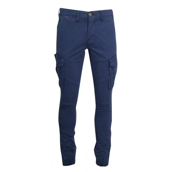Royal punk 11219017 cargo indigo pants